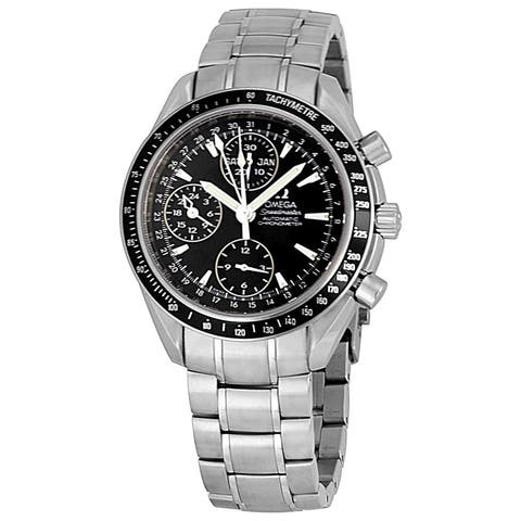 Omega Men's 3220.50.00 'Speedmaster' Chronograph Stainless Steel Watch