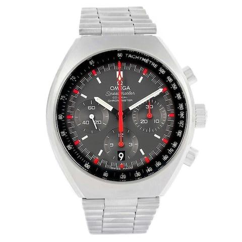 Omega Men's 327.10.43.50.06.001 'Speedmaster' Chronograph Stainless Steel Watch