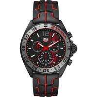 Tag Heuer Men's CAZ1019.FT8027 'Formula 1' Chronograph Two-Tone Rubber Watch