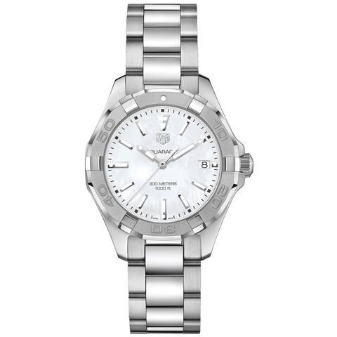 Tag Heuer Women's WBD131A.BA0748 'Aquaracer' Stainless Steel Watch