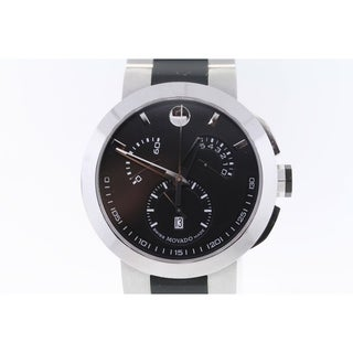 Link to Movado Men's 0606546 'Verto' Chronograph Two-Tone Stainless Steel Watch Similar Items in Men's Watches