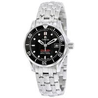 Omega Women's 212.30.28.61.01.001 'Seamaster' Stainless Steel Watch