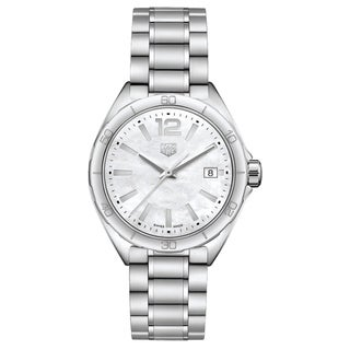 Link to Tag Heuer Women's WBJ1318.BA0666 'Formula 1' Stainless Steel Watch Similar Items in Women's Watches