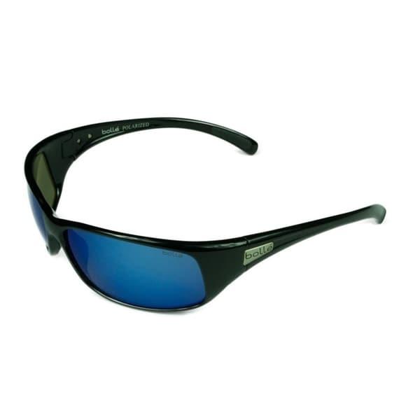Shop Bolle Recoil Mens Sunglasses 11051 Shiny Black w ...