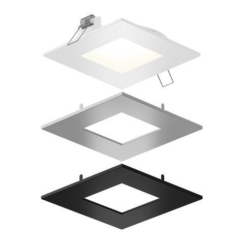 "DALS Square LED Panel Light - 6"""
