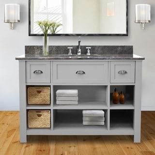222 Fifth Provident Grey Bathroom Vanity