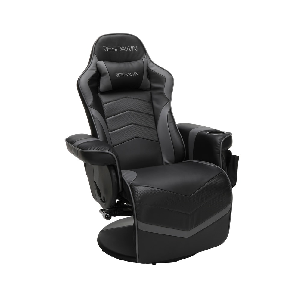 Gaming Chair Racing Style Office Chair with Lumbar Support PU LEATHER Play HaHa