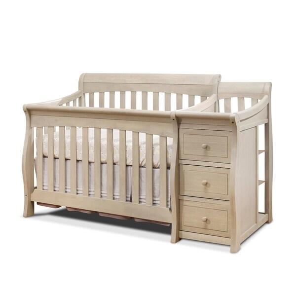 Shop Sorelle Princeton Elite 4 In 1 Crib And Changer