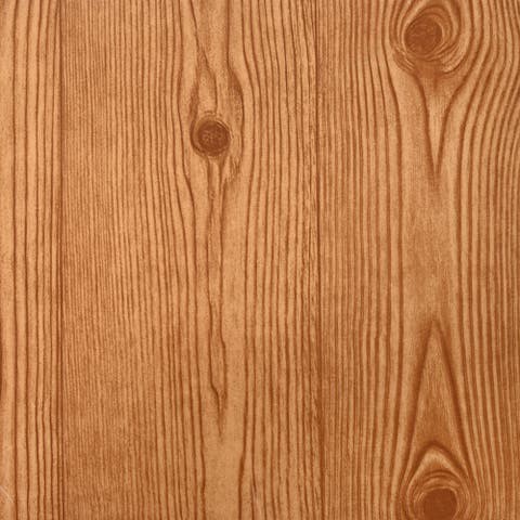 """Magic Cover Adhesive Vinyl for Lining Shelves and Drawers, Decorating and Craft Projects, 18"""" x 60', Knotty Pine"""