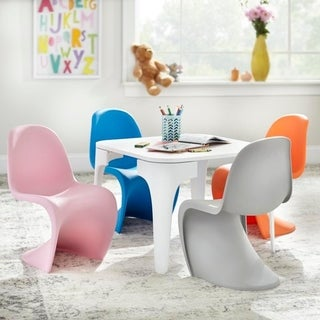 Simple Living Sky Kids 5-piece Table Set