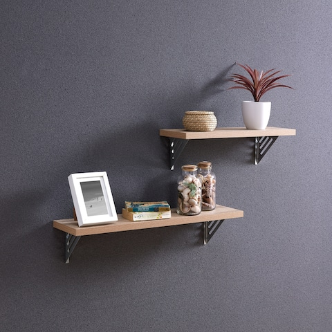 Buy Floating Shelves Accent Pieces Online at Overstock | Our