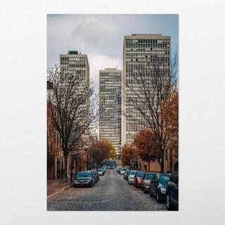 Noir Gallery Society Hill Philadelphia Street Photography Unframed Art Print/Poster