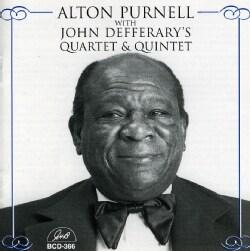 John Purnell - Alton Purnell With John Defferary's Quartet & Quintet