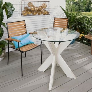 Buy Glass Kitchen Dining Room Tables Online At Overstock Our
