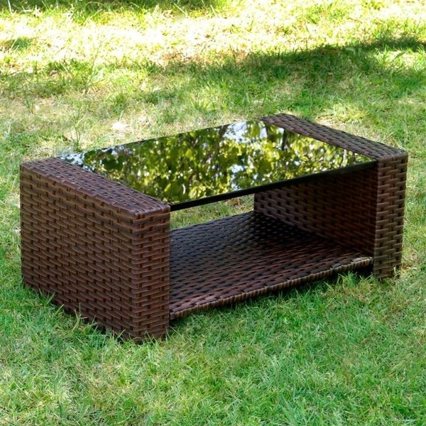 Primrose Outdoor Coffee Table