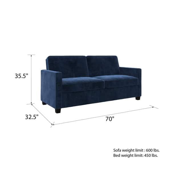 Remarkable Shop Copper Grove Slavuta Blue Velvet Loveseat Full Sofa Pdpeps Interior Chair Design Pdpepsorg
