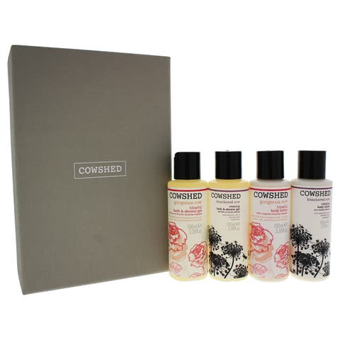 Cowshed Fab Four Bath and Body Set