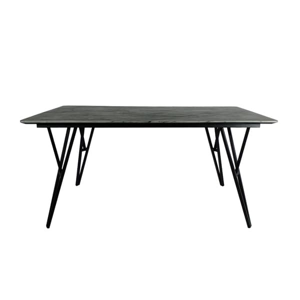 Botany Bay Modern Dining Table with Hairpin Legs by Christopher Knight Home