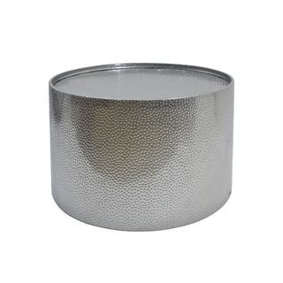 Buy Silver Round Coffee Tables Online At Overstock Our Best