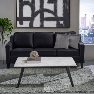 Bonnybrook Modern Resin Coffee Table by Christopher Knight Home