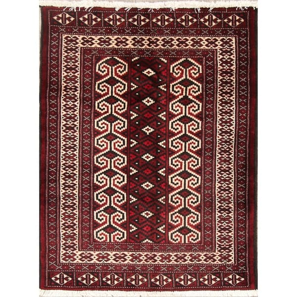Hand Made Wool Persian Small Area Rug