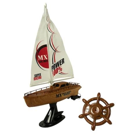 Radio Control Sail Boat