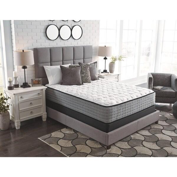 Shop Ashley Furniture Signature Manhattan Firm Queen Mattress