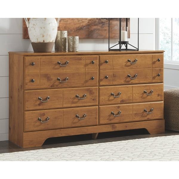 Bittersweet Light Brown Dresser