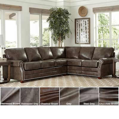 Buy Mission Craftsman Sectional Sofa Online At Overstock Our