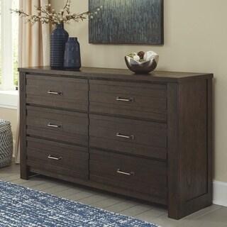 Carbon Loft Briers Brown Contemporary Dresser