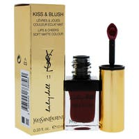 Yves Saint Laurent 11 Prune Impertinente Baby Doll Kiss and Blush