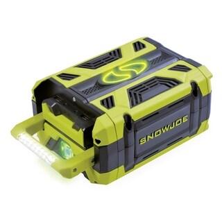 Snow Joe iON100V-5AMP Lithium-iON Battery