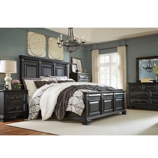 Dove Boulevard French Modern Bed