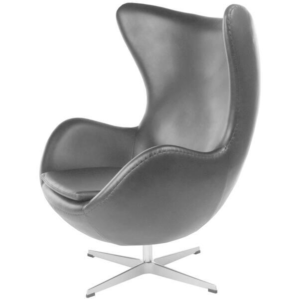 Shop Mid Century Modern Design Replica Egg Chair Overstock 27421186