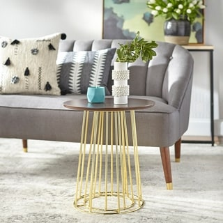 angelo:HOME  Yvonne Side Table