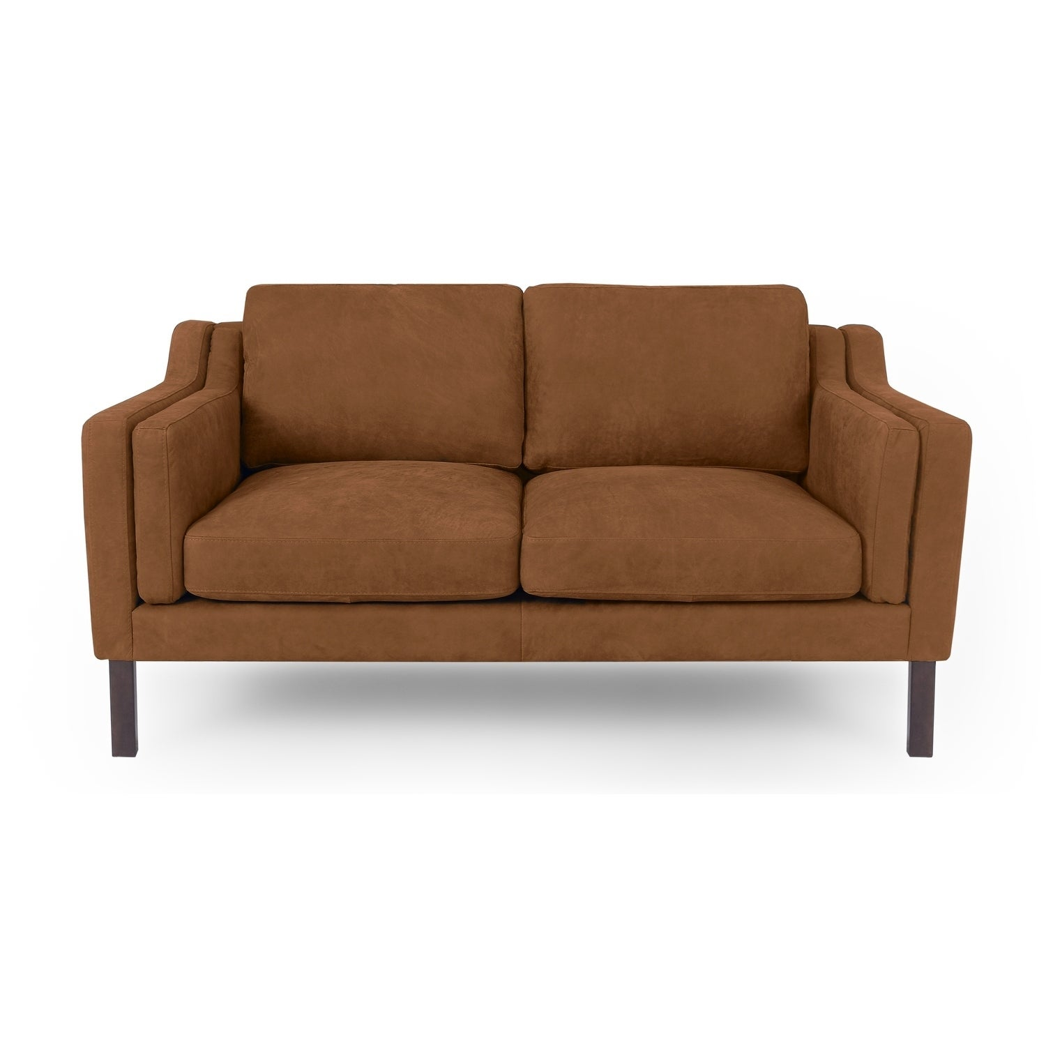 Night Full Grain Aniline Leather Sofas Couches Furniture