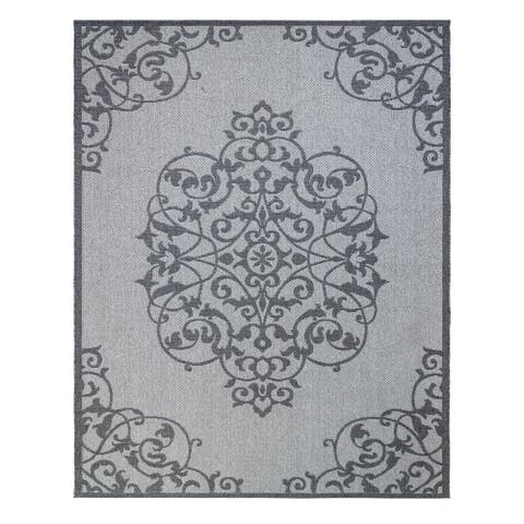 """Studio by BJ Grato Rope Area Rug ( 8'8"""" x 13') by Gertmenian"""