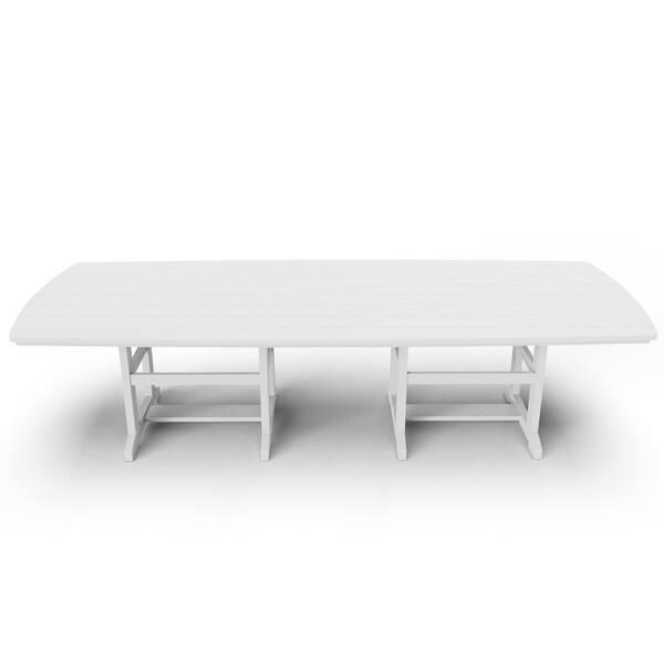 Super Shop Durawood 120 Inch Patio Dining Table N A Free Machost Co Dining Chair Design Ideas Machostcouk