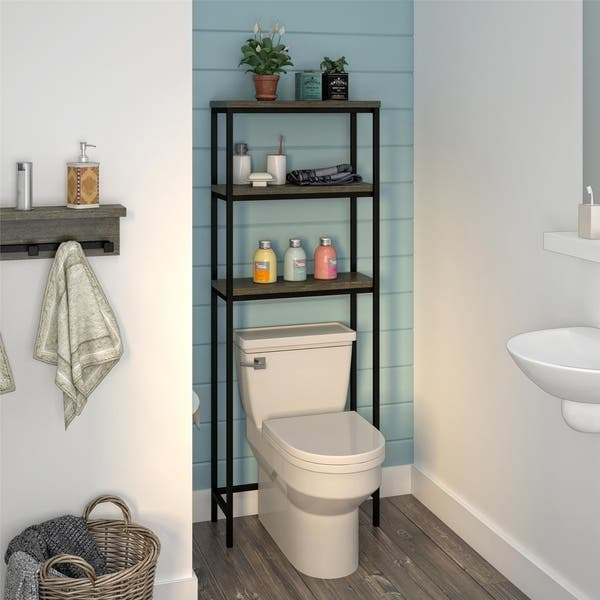 Phenomenal Shop Avenue Greene Terrace Over The Toilet Storage Free Spiritservingveterans Wood Chair Design Ideas Spiritservingveteransorg