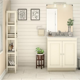 Link to Avenue Greene Bantum Storage Tower Similar Items in Bathroom Cabinets
