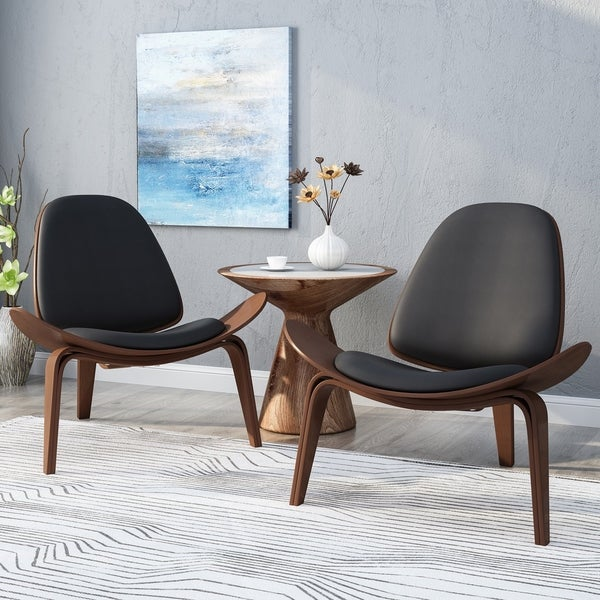 Patrick Mid Century Accent Chair: Shop Christopher Knight Home Grammont Mid-century 17-inch