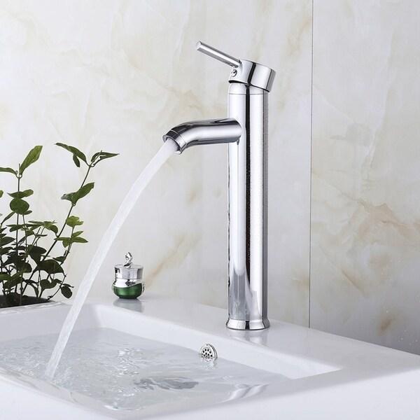 Shop 12 Inch Tall Bathroom Sink Faucet One Hole Bath