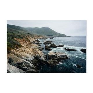 Noir Gallery Laguna Beach California Sunset Unframed Art Print/Poster