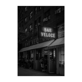 Noir Gallery Black White New York City Photo Unframed Art Print/Poster
