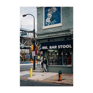 Noir Gallery Philadelphia Old City Signs Unframed Art Print/Poster