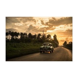 Noir Gallery Trinidad Cuba City Photography Unframed Art Print/Poster