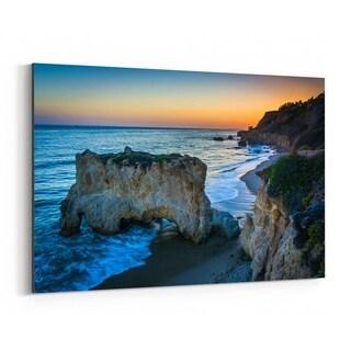 Noir Gallery Matador Beach Malibu California Canvas Wall Art Print