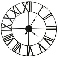Metal & Solid Wall Clock (60 diameters)
