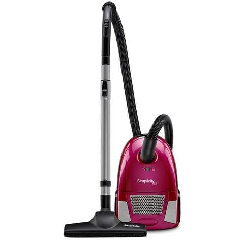 Simplicity Vacuums Jill Compact Canister Vacuum Cleaner