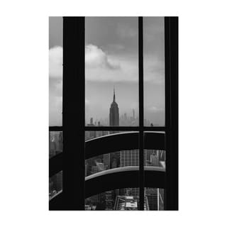 Noir Gallery Empire State Building NYC Skyline Unframed Art Print/Poster